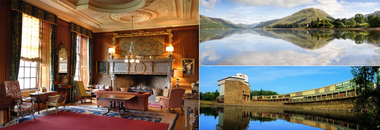 Exceptional Scottish Venues