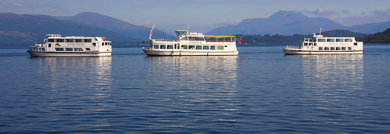 Sweeney\'s Cruises- Loch Lomond